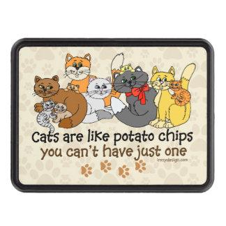 Los gatos son como las patatas fritas tapa de tráiler