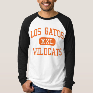 Los Gatos - Wildcats - High - Los Gatos California T-Shirt