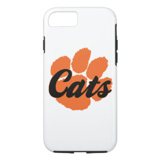 Los Gatos Wildcats iPhone 7 case