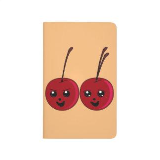 Los gemelos de la cereza cuaderno