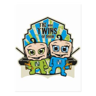 Los gemelos del Wee Postal