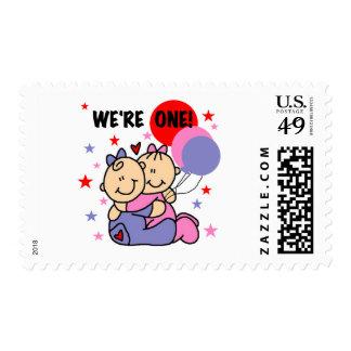 Los gemelos somos camisetas y regalos de un sellos