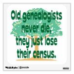 Los Genealogists pierden su censo