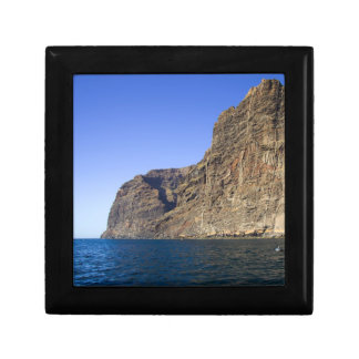 Los Gigantes Cliffs in Tenerife Gift Box