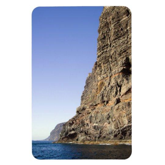 Los Gigantes Cliffs in Tenerife Magnet