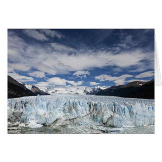 Los Glaciares National Park, Patagonia Card
