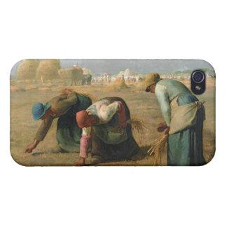 Los Gleaners, 1857 iPhone 4 Funda