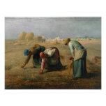 Los Gleaners, 1857 Impresiones