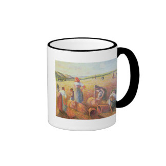 Los Gleaners, 1889 Taza A Dos Colores