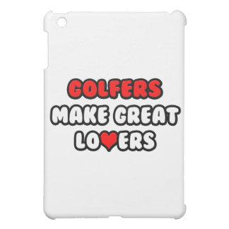 Los golfistas hacen a grandes amantes