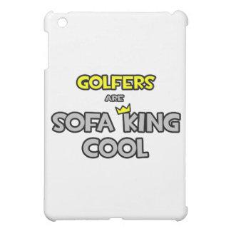 Los golfistas son rey Cool del sofá