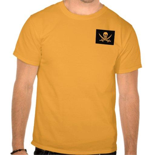 Los golpeos continúan…. camisetas