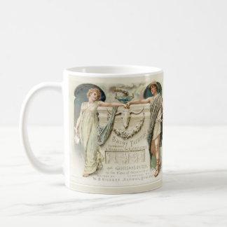 Los gondoleros taza clásica
