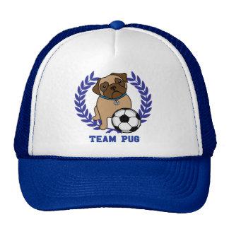 Los gorras (azules) del barro amasado del fútbol -