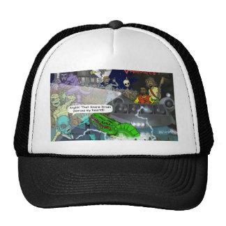Los gorras de la copia del científico