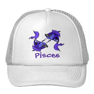 Los gorras Piscis del camionero de Piscis refresca