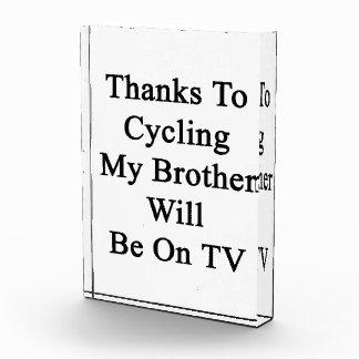 Los gracias a completar un ciclo mi Brother estará