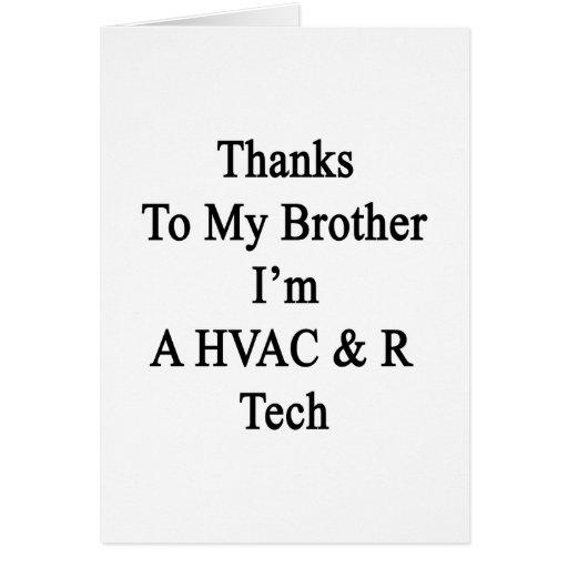 Los gracias a mi Brother soy una tecnología de la  Felicitacion