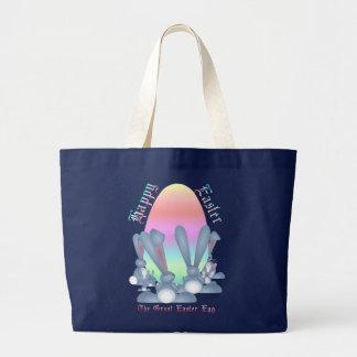 Los grandes bolsos del huevo de Pascua Bolsa