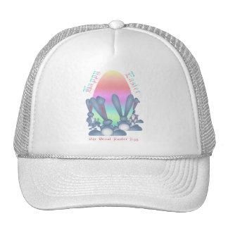 Los grandes gorras del huevo de Pascua