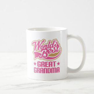 Los grandes mundos de la abuela pican mejor taza