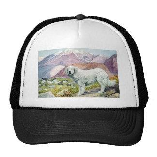Los grandes Pirineos Gorras