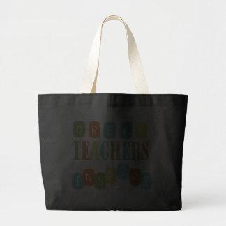 Los grandes profesores inspiran bolsas