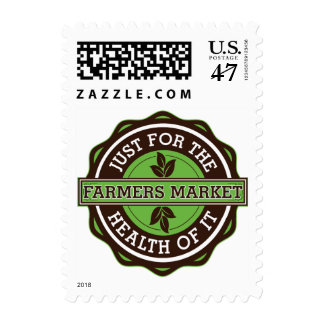 Los granjeros comercializan apenas para la salud sellos