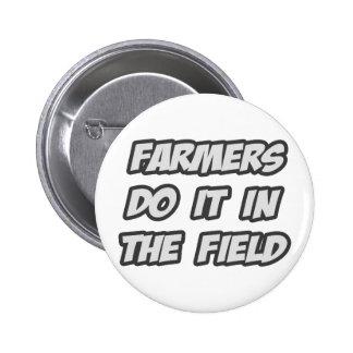 Los granjeros lo hacen en The Field Pins