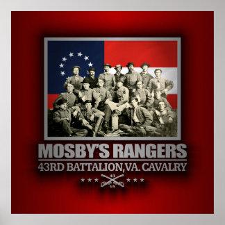 Los guardabosques 2 de Mosby Poster