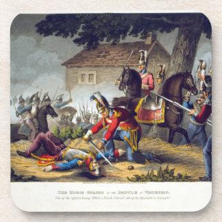 Los guardias de caballo en la batalla de Waterloo, Posavasos De Bebidas