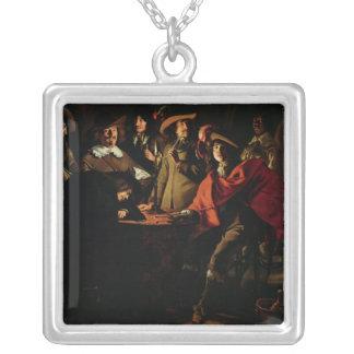 Los guardias que fuman, 1643 joyerías