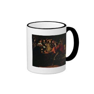 Los guardias que fuman, 1643 tazas de café
