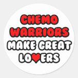Los guerreros de Chemo hacen a grandes amantes Etiquetas