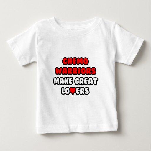 Los guerreros de Chemo hacen a grandes amantes T Shirts