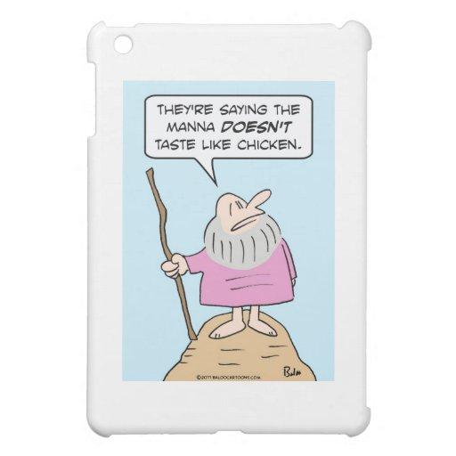 los gustos del maná de Moses tienen gusto del poll