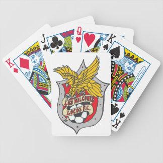 Los Halcones Playing Cards