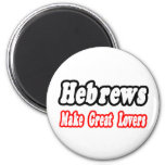Los hebreos hacen a grandes amantes iman