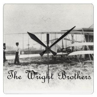 Los hermanos de Wright Reloj