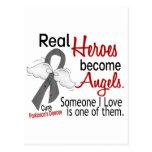 Los héroes reales hacen la enfermedad de Parkinson Postal