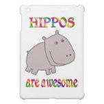 Los hipopótamos son impresionantes
