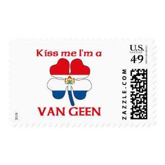 Los holandeses personalizados me besan que soy Van