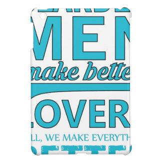 los hombres de la barba hacen a mejores amantes