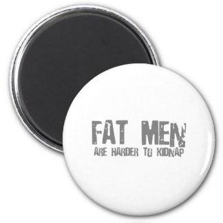 Los hombres gordos son más duros secuestrar - humo imán