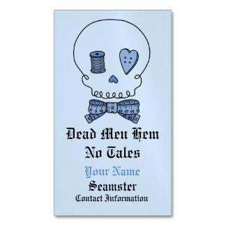 Los hombres muertos no dobladillan ningún cuento -