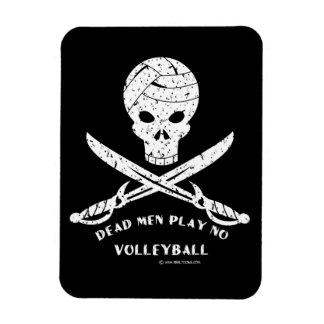 Los hombres muertos no juegan a ningún voleibol: I Imanes Rectangulares