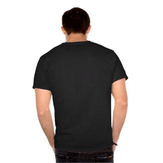 Los hombres reales de la camiseta del logotipo son playeras