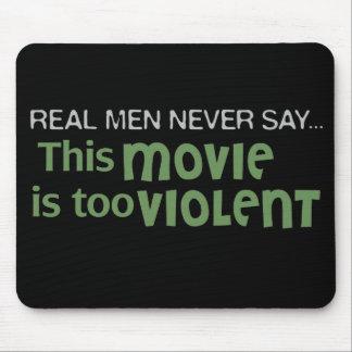 Los hombres reales nunca dicen - esta película es  tapetes de raton