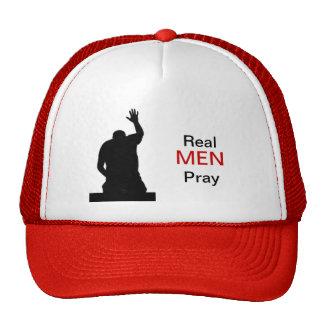 Los hombres reales ruegan gorro