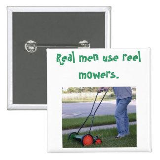 """Los """"hombres reales utilizan perno de los cortacés pin cuadrado"""